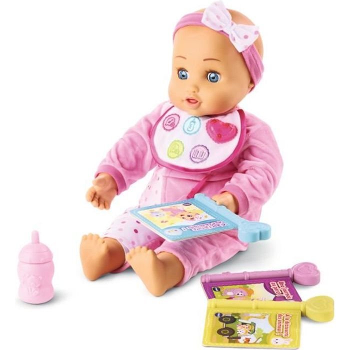 VTECH - LITTLE LOVE - Chloé Apprend à Parler et Chanter