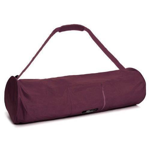 Yogistar Sac pour tapis de yoga Extra Big 75 cm Rouge bordeaux - 4250193543051