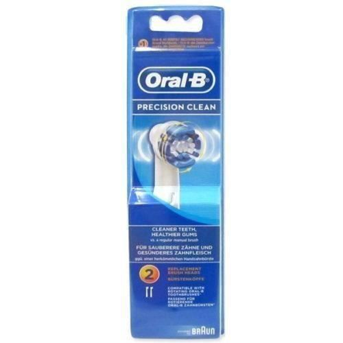 BROSSETTE Braun Oral-B EB20-2 Precision Clean Replacement Re