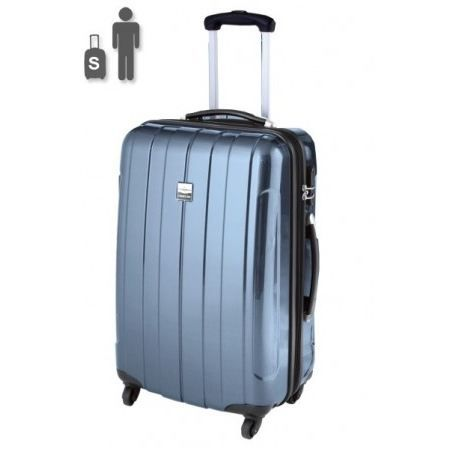 france bag valise rigide 50 cm cancun bleu m tal bleu achat vente valise bagage. Black Bedroom Furniture Sets. Home Design Ideas