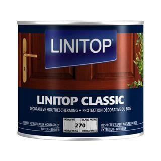 PEINTURE - VERNIS LINITOP CLASSIC Palissandre 0,50 L