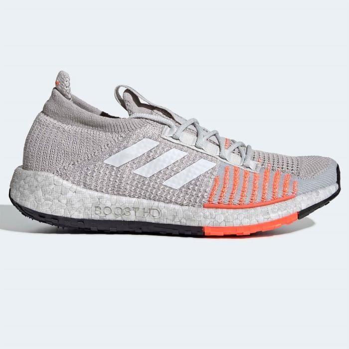 adidas femme chaussures running gris