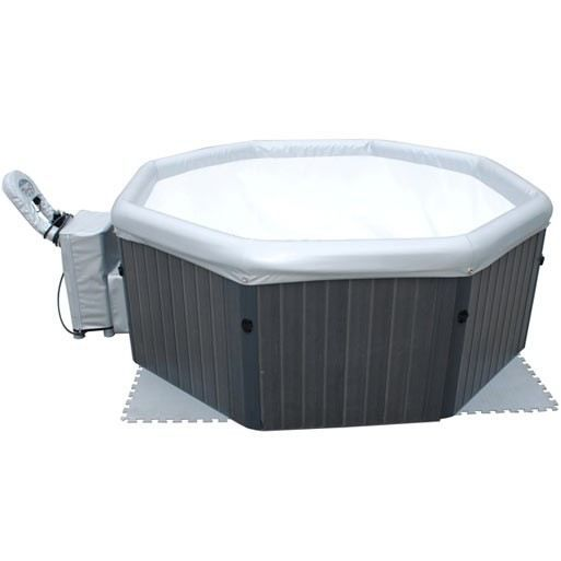 Spa portable tuscany bubble b160 4 places achat for Piscine portable prix