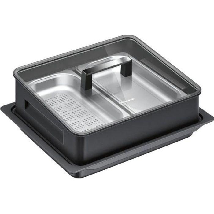 PLAT POUR FOUR Z19DD10X0 NEFF Accessoires Système de cuisson à la