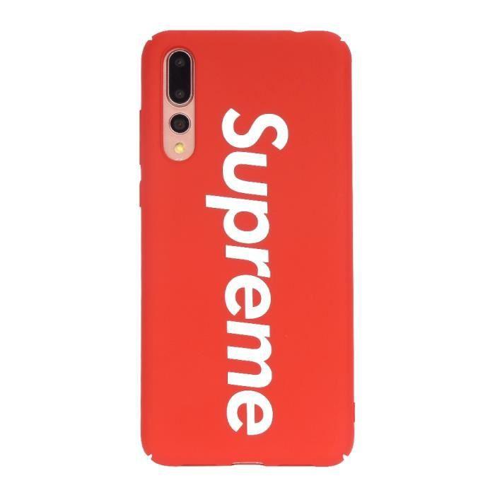 Supreme Coque Huawei P20 Pro - Rough - Achat Coque - Bumper Pas