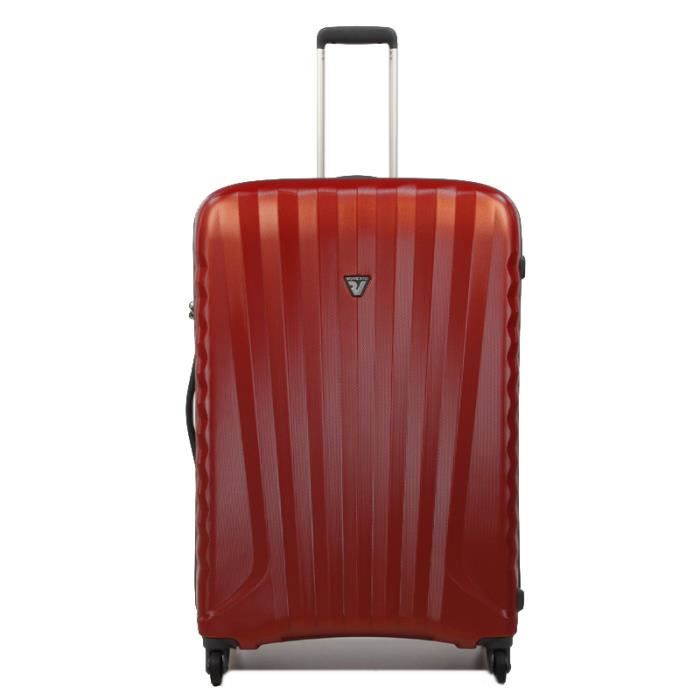bagage roncato valise cabine uno sl zip rouge rouge achat vente valise bagage. Black Bedroom Furniture Sets. Home Design Ideas