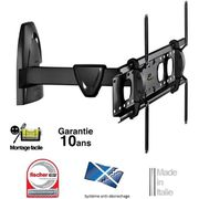 FIXATION - SUPPORT TV MELICONI R-800 Support TV mural orientable 50-80""