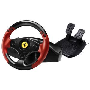 JOYSTICK - MANETTE THRUSTMASTER-Ferrari Red legend /PS3-PC