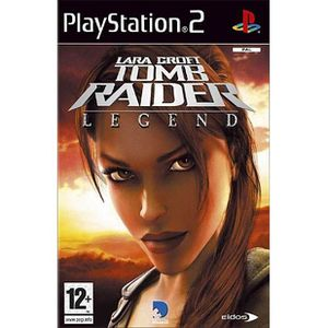 JEU PS2 TOMB RAIDER LEGEND