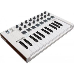 BOITIER EFFET Arturia Minilab MK2 - Contrôleur MIDI