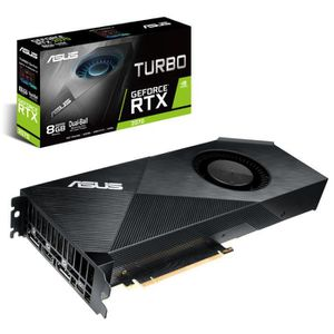 CARTE GRAPHIQUE INTERNE Carte graphique  ASUS  Turbo nvidia GeForce  RTX 2