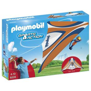 UNIVERS MINIATURE PLAYMOBIL 9205 - Sports & Action - Deltaplane Oran