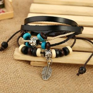 BRACELET - GOURMETTE Skull Bracelet Punk Alternative RW@611