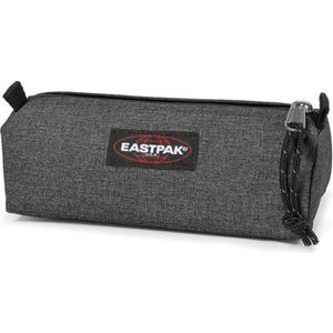 TROUSSE À STYLO EASTPAK BENCHMARK Single Trousse, 21 cm Black Deni