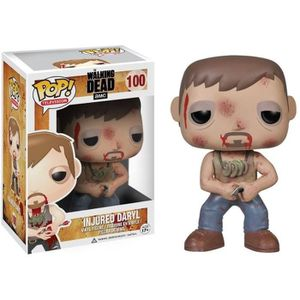 FIGURINE DE JEU Figurine Funko Pop! The Walking Dead: Daryl blessé