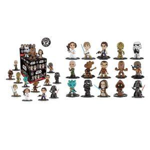 FIGURINE - PERSONNAGE Funko - Figurine Star Wars Mystery Minis - 1 boîte