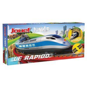 CIRCUIT Circuit de train Jouef Junior Le Rapido aille Uniq