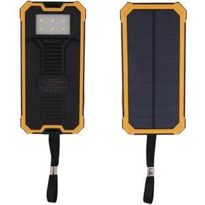 BATTERIE EXTERNE Batterie externe solaire 100000 Mah Camping randon