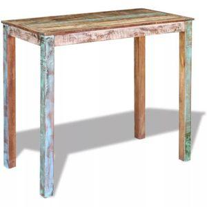 TABLE BASSE Table de bar Tabourets et chaises de bar Table Hau