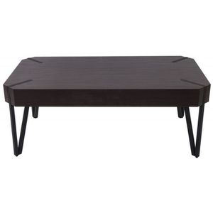 table basse pied metal achat vente pas cher. Black Bedroom Furniture Sets. Home Design Ideas