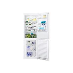 RÉFRIGÉRATEUR CLASSIQUE Zanussi ZRB34315WA Réfrigérateur-congélateur pose