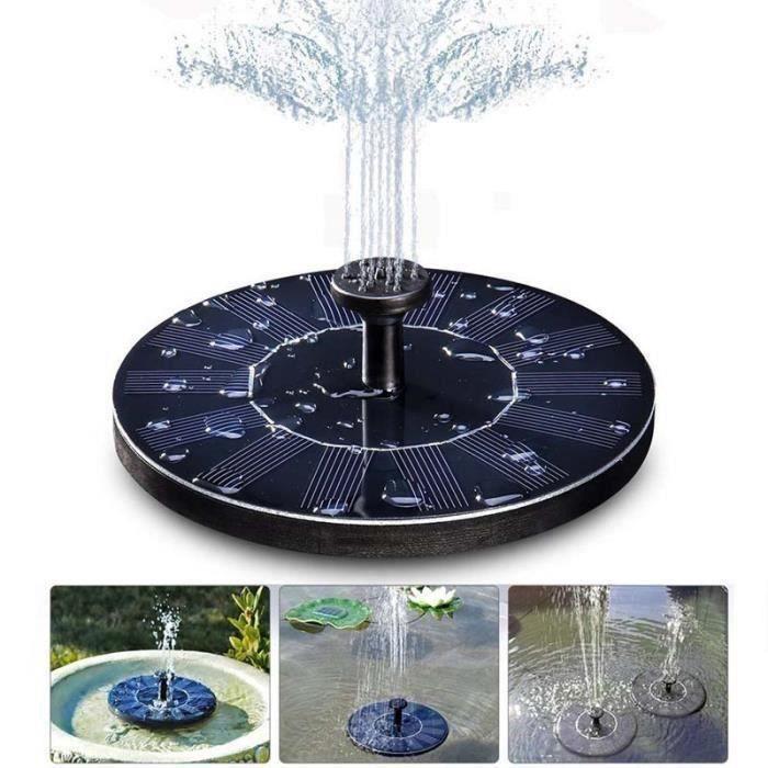 Aménagement du jardin Fontaine - bassin