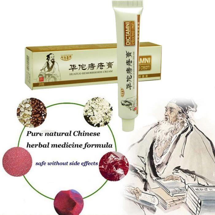 CORPSETVISAGE Crème de pommade pour hémorroïdes Matériaux à base de plantes Crème anale efficace de fissure anale JCH80806683 _zi617