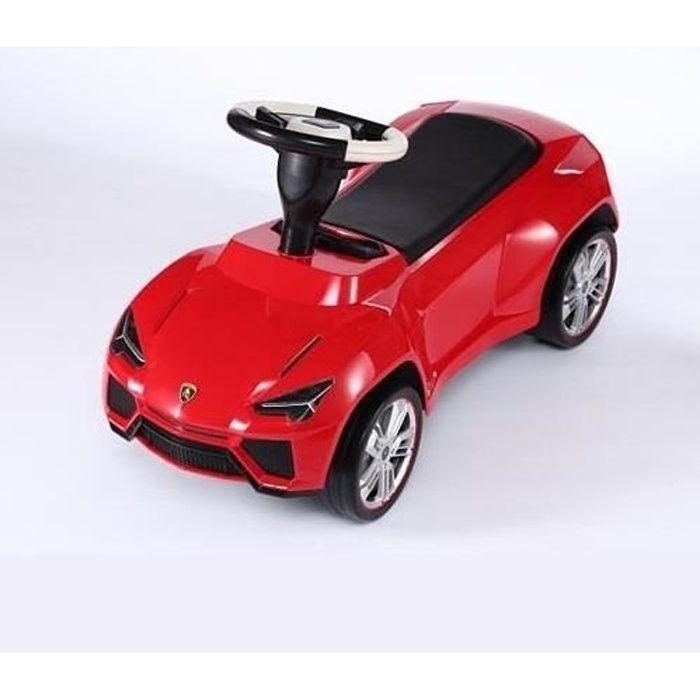 Trotteur Voiture Lamborghini Urus - Porteur Pousseur Voiture à Pousser pour Bébé Garçon ou Fille - Véhicule Auto Jouet Enfant