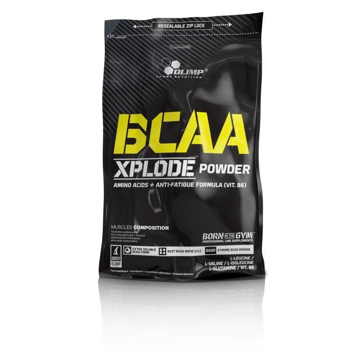 BCAA Xplode - 1000 gram - Strawberry