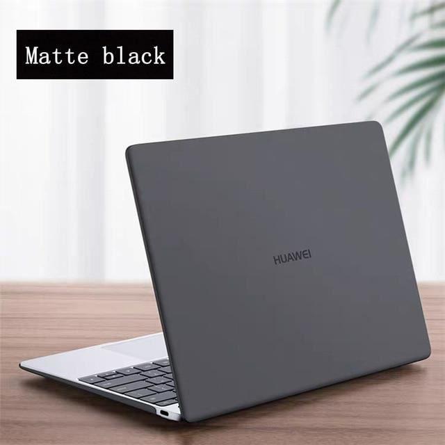 Sacoches & Housses Ordinateur,Coque d'ordinateur portable 2020 pour Huawei MateBook D 15 - Type Matte Black-Honor MagicBook 14
