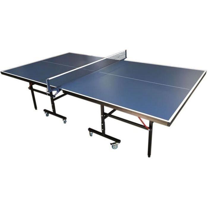 Tennis de Table Pliant Ping Pong Neuf PROFESSIONNELLE DIMENSIONS REGLEMENTAIRES
