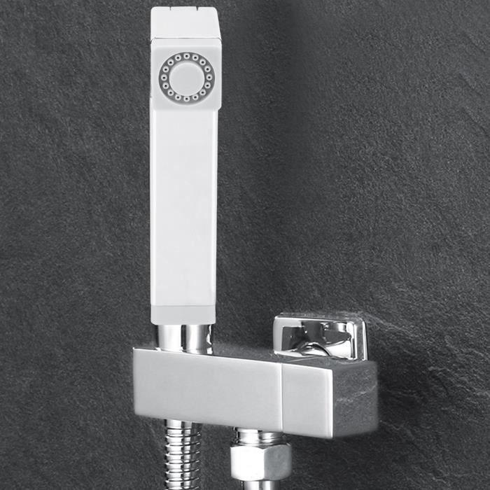 Douchette à Main Bidet Haute Qualité Kit Douchette Bidet WC Toilette Parfait Hygiène Personnelle EN Acier Inoxydable HB013 HB010