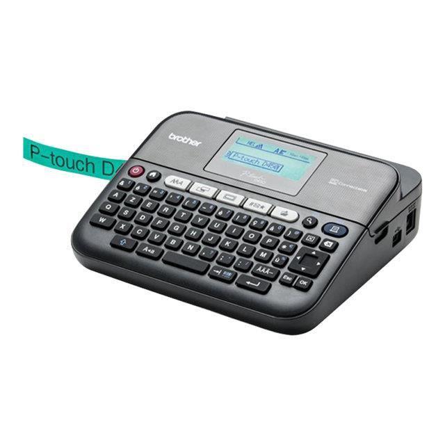BROTHER Etiqueteuse P-Touch PTD450VP - Monochrome - Thermique - USB