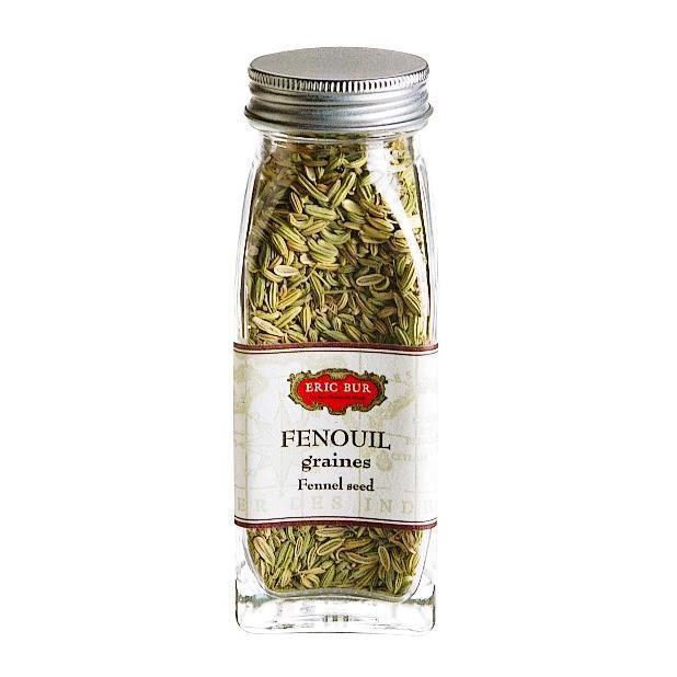 ERIC BUR Epices Fenouil Graines - 36g