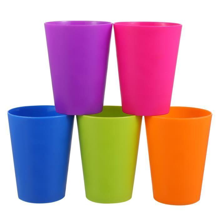 15 pcs Tasses En verre a eau avec ou sans pied - verre a sirop - verre a jus de fruit - verre a soda - gobelet service de table