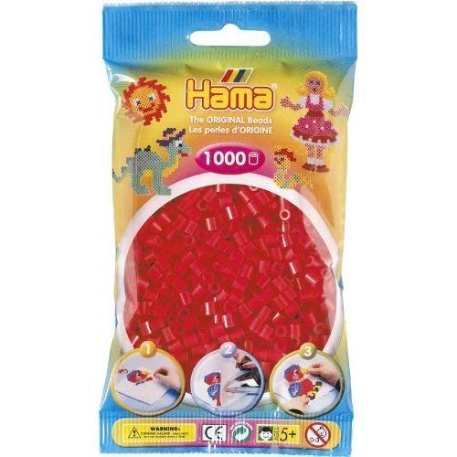 HAMA 1000 perles rouge