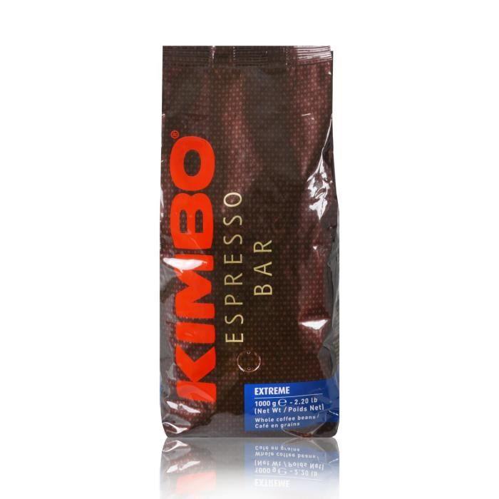 Kimbo Extreme, 1kg, grains de café
