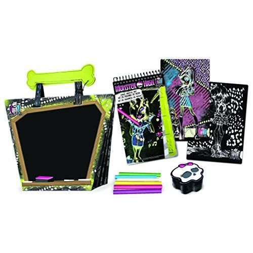 Monster High Fashion Angels Chalkboard Artist Tote Toy