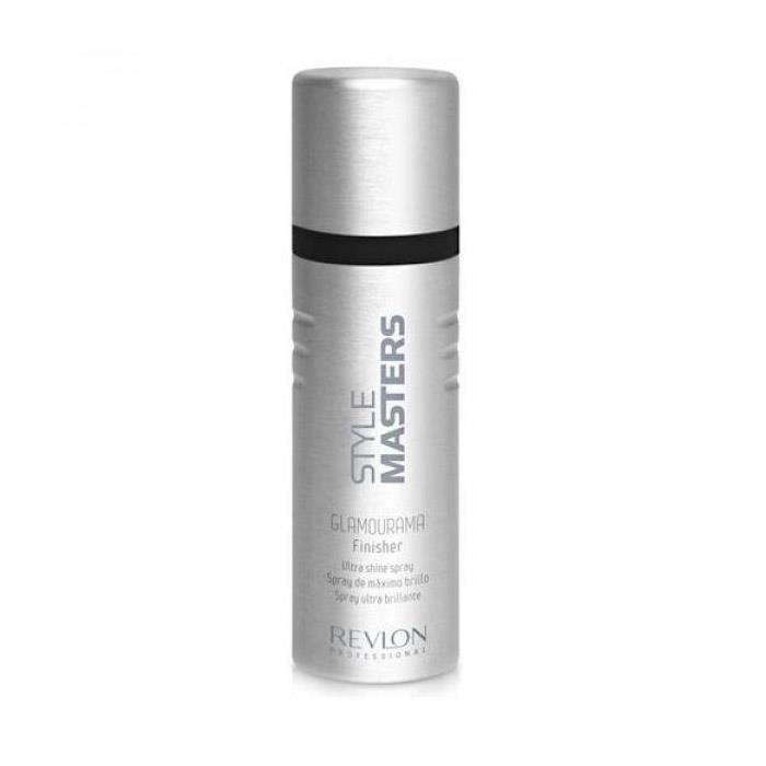 Revlon Spray Shine Glamourama Style Style Masters 300ml, Coiffant Cheveux Spray Brillant