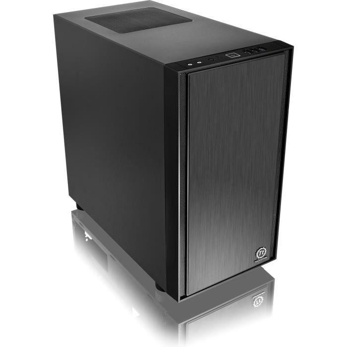 Thermaltake Versa H17 Mini Tour Format Micro Atx Noir
