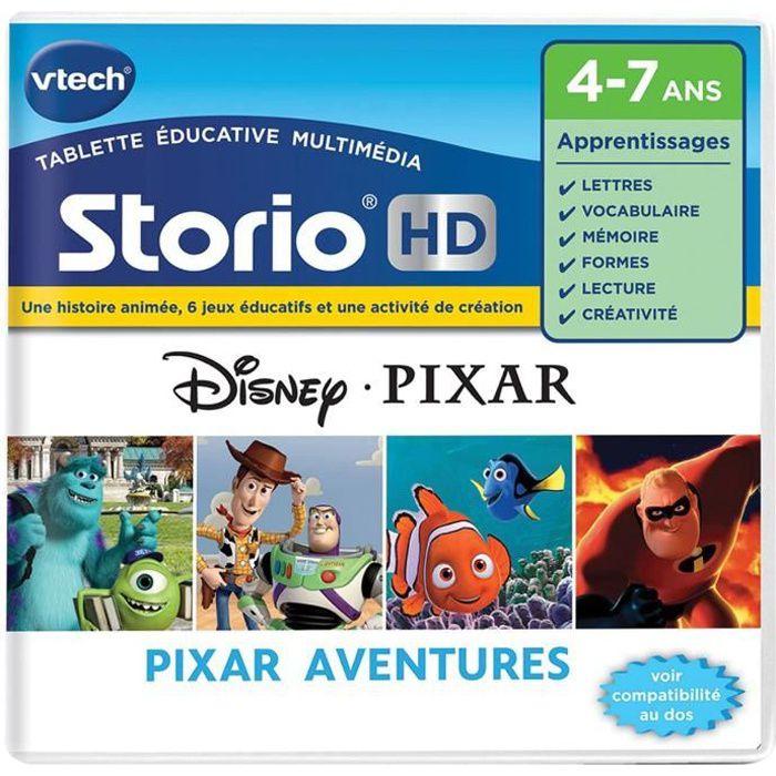 Jeu pour console de jeux Storio HD : Pixar