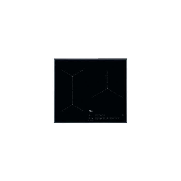 PLAQUE INDUCTION Plaque à Induction Aeg IAS6343FFB 60 cm (3 Zones d
