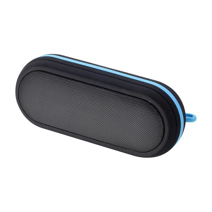 Enceinte Nomade - Haut-parleur Portable Mobile Bluetooth Bt-18