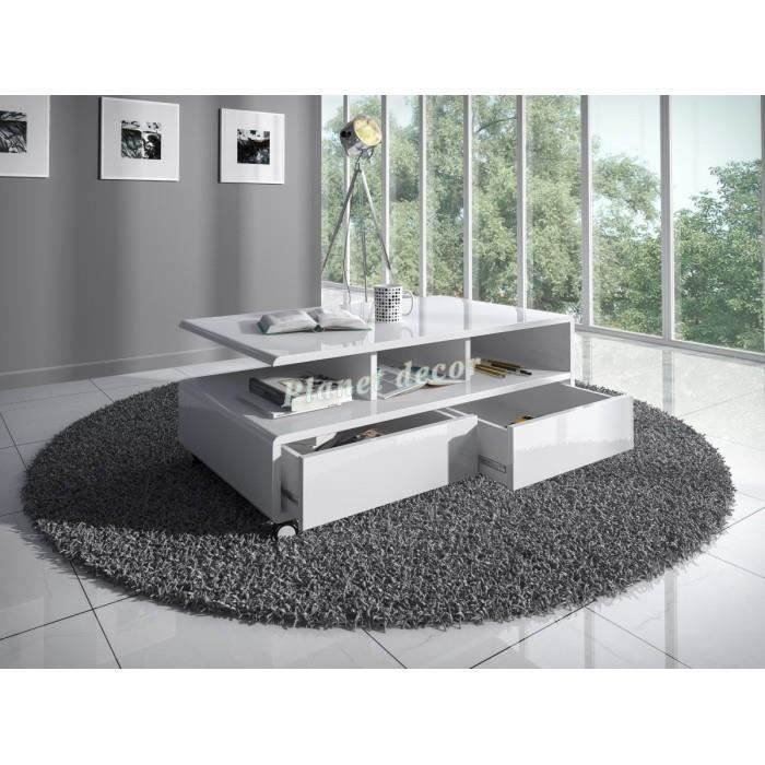 Table basse rectangulaire favori achat vente table for Petite table basse rectangulaire