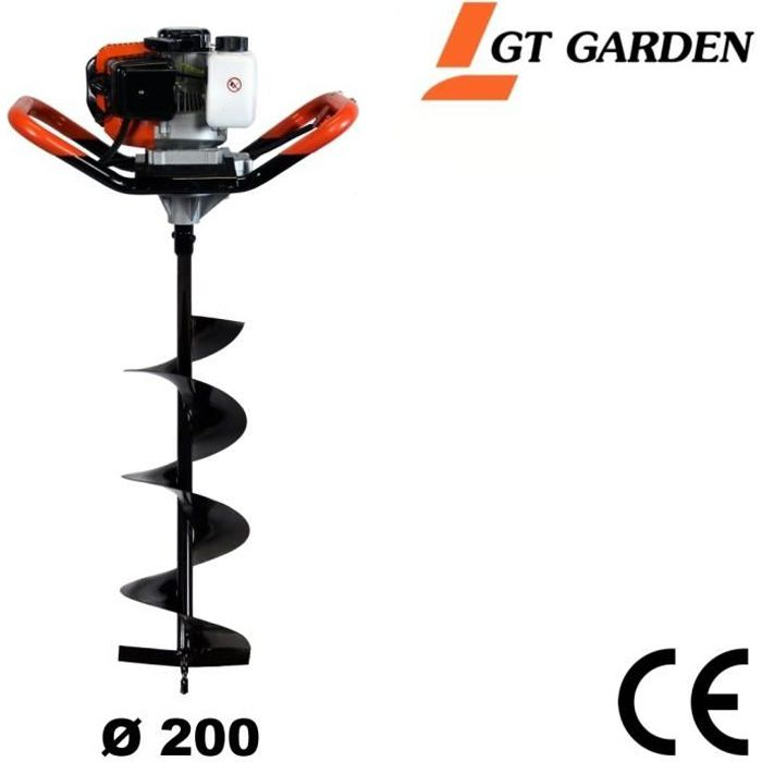 GT Garden M/èche /Ø 200 mm pour tari/ère Thermique