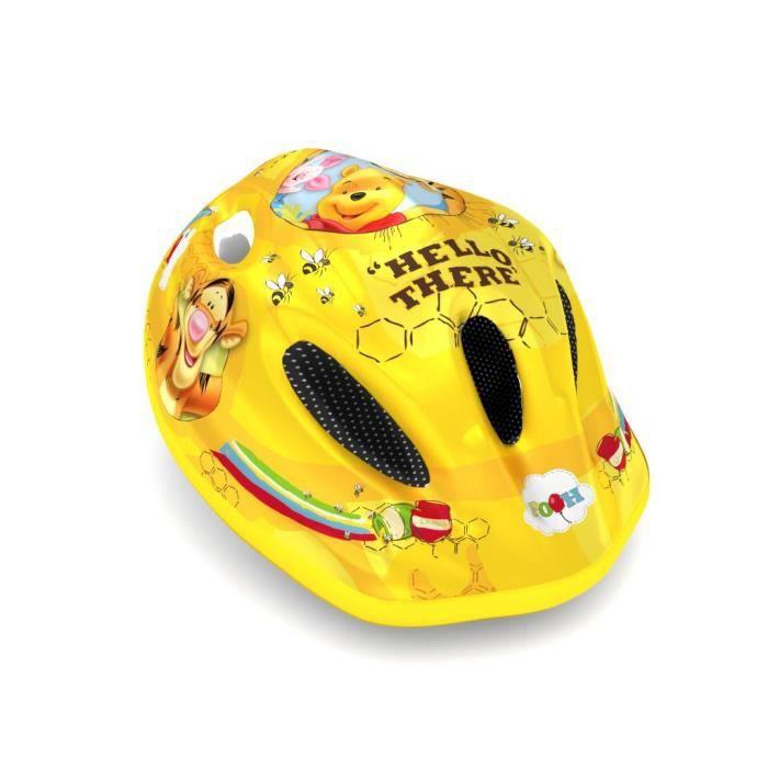 Winnie Pooh Disney Enfants Vélo Cycle Casque Sécurité 52-56 cm