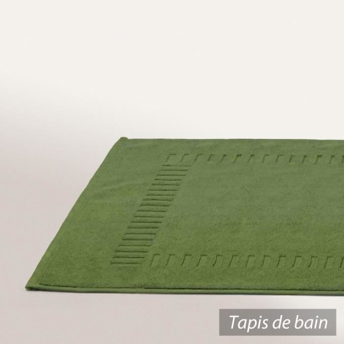tapis de bain vert tapis de bain vert ray tapis de bain. Black Bedroom Furniture Sets. Home Design Ideas