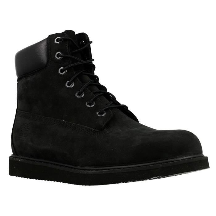 Chaussures Timberland 6IN Wedge Black Black
