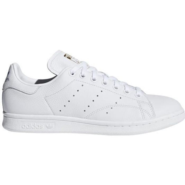 new concept 68e3f 812bc Adidas stan smith blanc femme