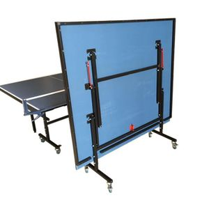 table de ping pong pliante achat vente pas cher cdiscount. Black Bedroom Furniture Sets. Home Design Ideas